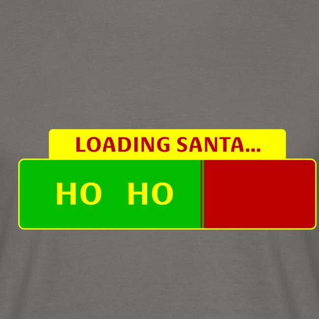 Loading Santa