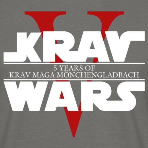 KMMG V Years - Männer T-Shirt