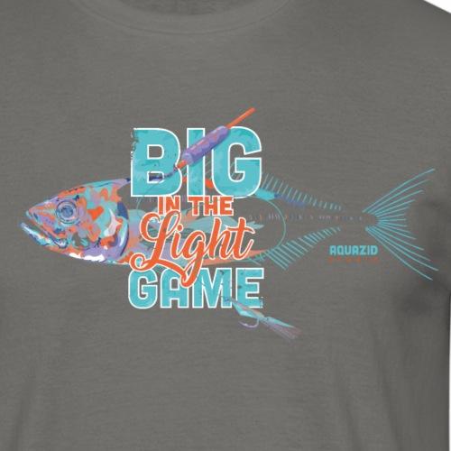 Big in the Light Game - Men's T-Shirt