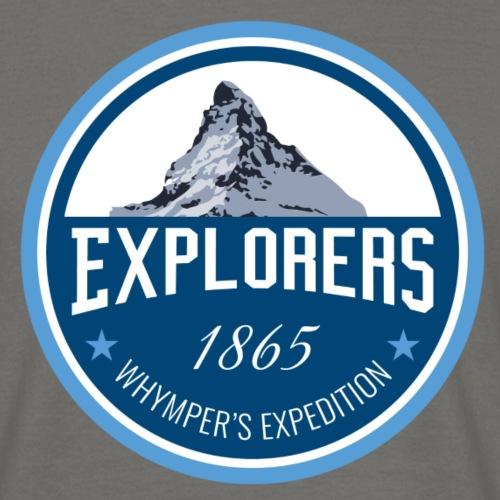 Whymper's Expedition im Matterhorn