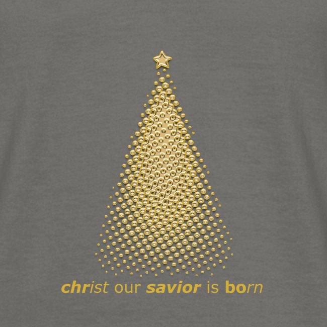 Christus Jesus unser Erretter ist geboren
