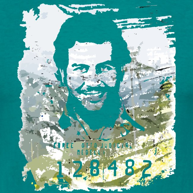 Pablo Escobar distressed