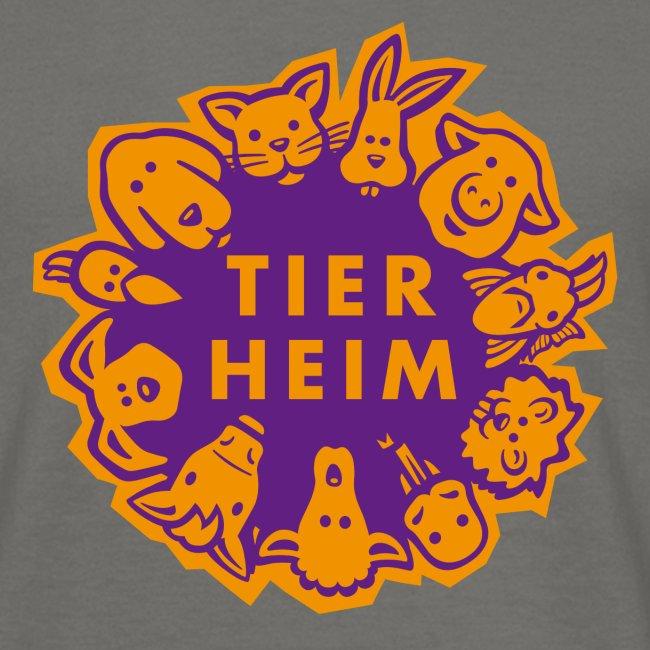 Tierheim Logo orangelila