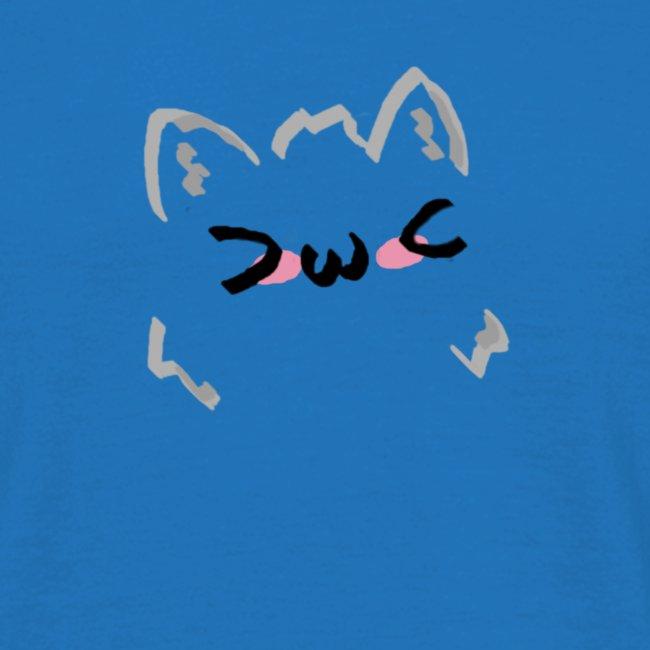 kawaii cat blush