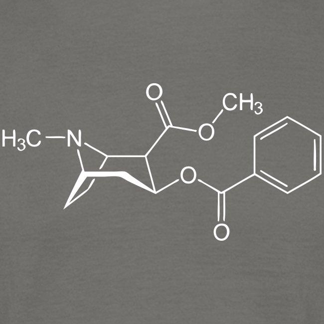 Cocaine Chemical Formula
