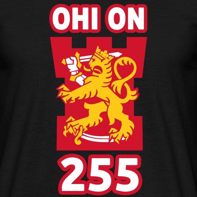 ohi on 255 tornilogo