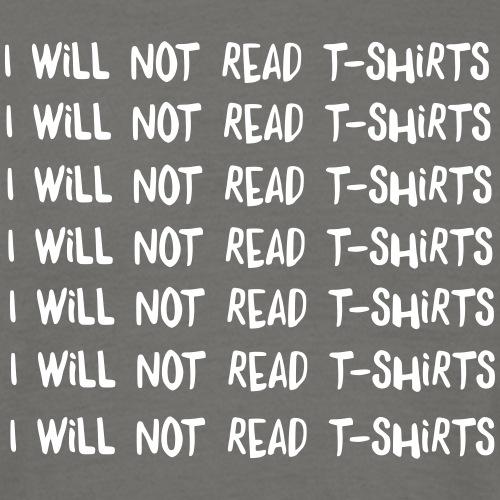 books - Mannen T-shirt