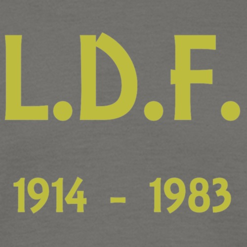 1914 -1983 - T-shirt Homme