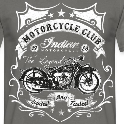 Motorcycle Club - Männer T-Shirt