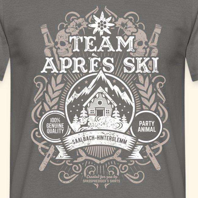 Saalbach-Hinterglemm Apres Ski T Shirt | Party