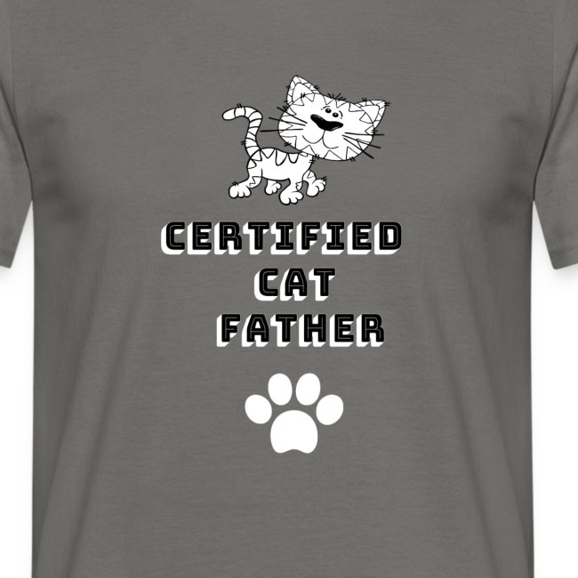 Certified Cat Father