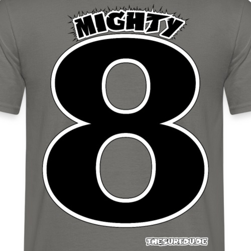 Mighty 8 TSD - Männer T-Shirt