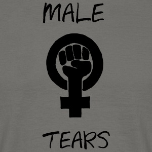 MALE TEARS COLLECTION - Herre-T-shirt