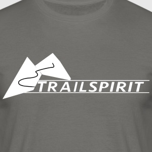 TRAIL ANDE - T-shirt herr