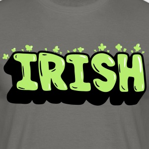 Irish 001 - T-shirt herr