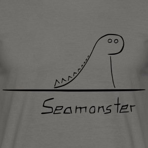 Seamonster - T-skjorte for menn