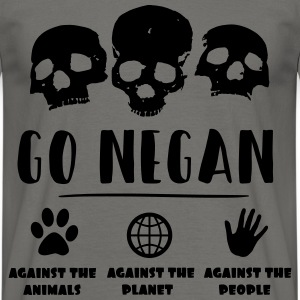 GO NEGAN - T-skjorte for menn