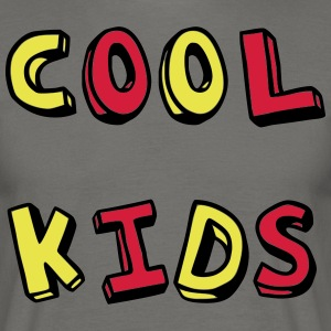 Cool Kids 3D painted - Men's T-Shirt