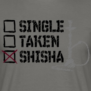 SINGLE TAKES SHISHA - Men's T-Shirt