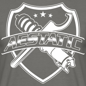 aestetic - Men's T-Shirt