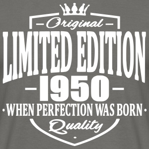 Limited edition 1950 - Mannen T-shirt