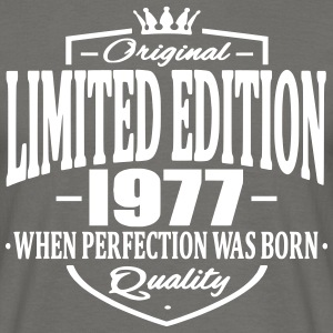 Limited edition 1977 - Herre-T-shirt