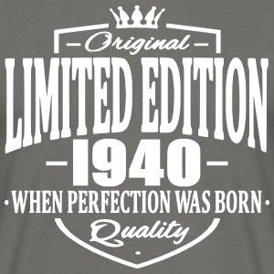 Limited edition 1940 - Mannen T-shirt