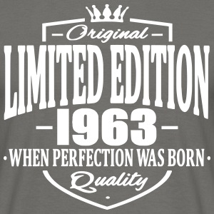 Limited edition 1963 - Men's T-Shirt