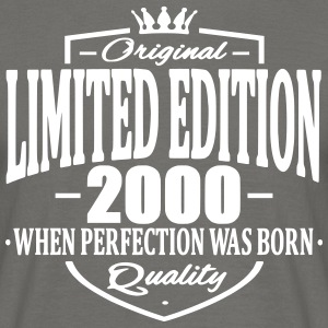 Limited edition 2000 - Men's T-Shirt