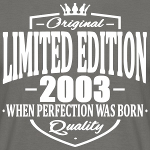 Limited edition 2003 - Men's T-Shirt