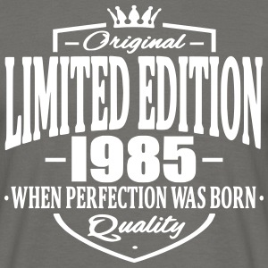 Limited edition 1985 - Men's T-Shirt