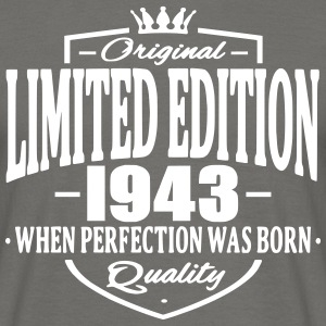 Limited edition 1943 - Männer T-Shirt