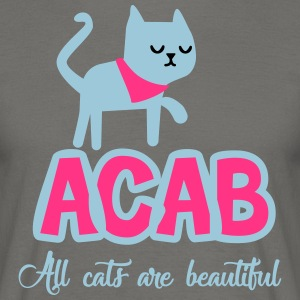 Tous les chats Are Beautiful - T-shirt Homme