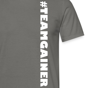 #TEAMGAINER - T-shirt Homme