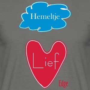 Hemeltje_Lief - Men's T-Shirt