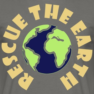 Protects the Earth - Men's T-Shirt