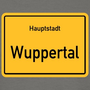 capital Wuppertal - Men's T-Shirt