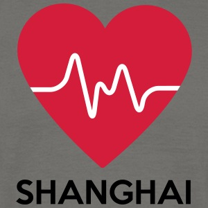 heart Shanghai - Men's T-Shirt