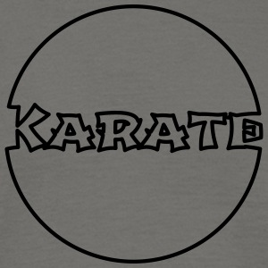 karate Brand - T-skjorte for menn