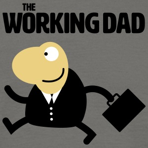 De Working Dad - Mannen T-shirt