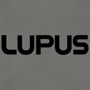 lupus real - Herre-T-shirt