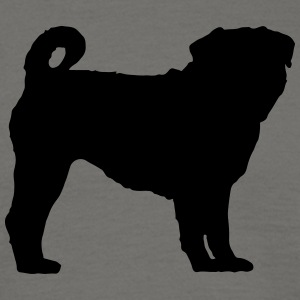 MOPS silhouette - Men's T-Shirt