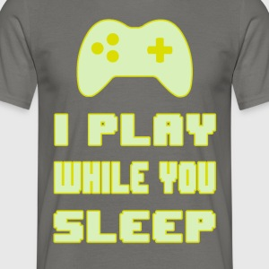 Gamers don't Sleep - Maglietta da uomo
