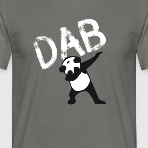 dab Panda dabbing hiphop Football Dance LOL touchd - Männer T-Shirt