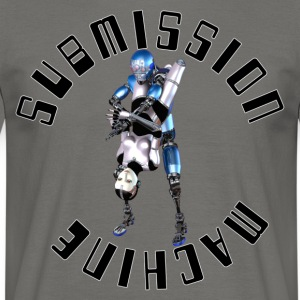 Submission Machine - Men's T-Shirt