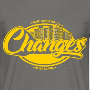 Changes - Männer T-Shirt
