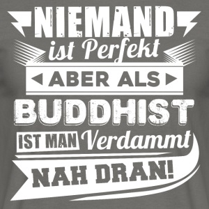 Nobody's perfect - Buddhist T-Shirt - Men's T-Shirt