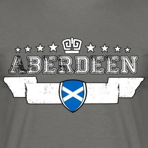 Aberdeen - T-skjorte for menn