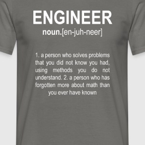 """Engineer"" Def. 2 - T-shirt herr"