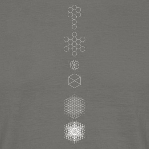 Sacred geometry - Men's T-Shirt